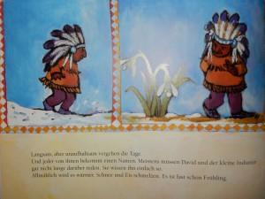 Der besondere Tag in der Kleine Indianer